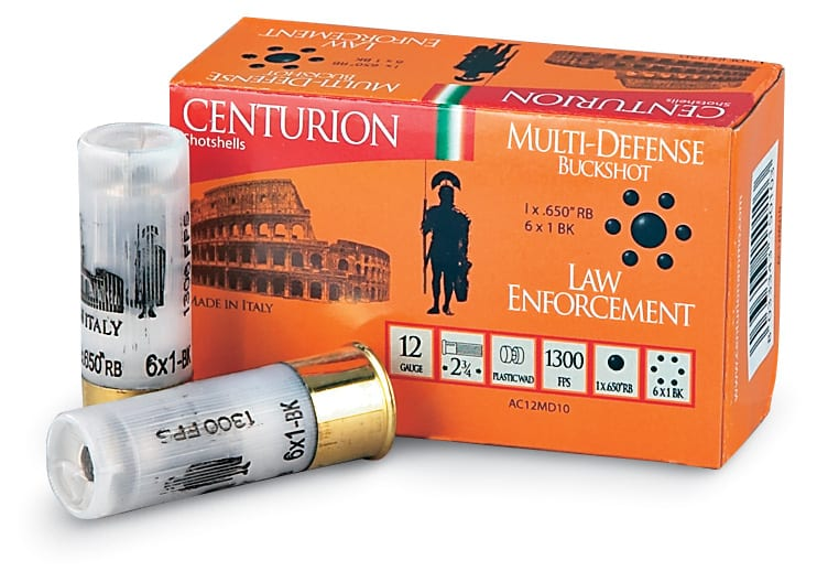 Home Defense Shotgun Ammunition