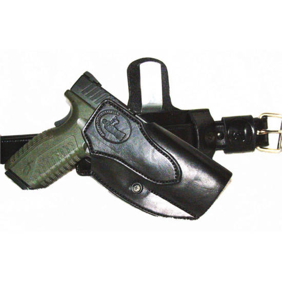 Two Piece Custom Elite Detachable Holster