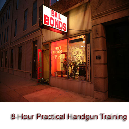 Bail Bond 8 hour training course
