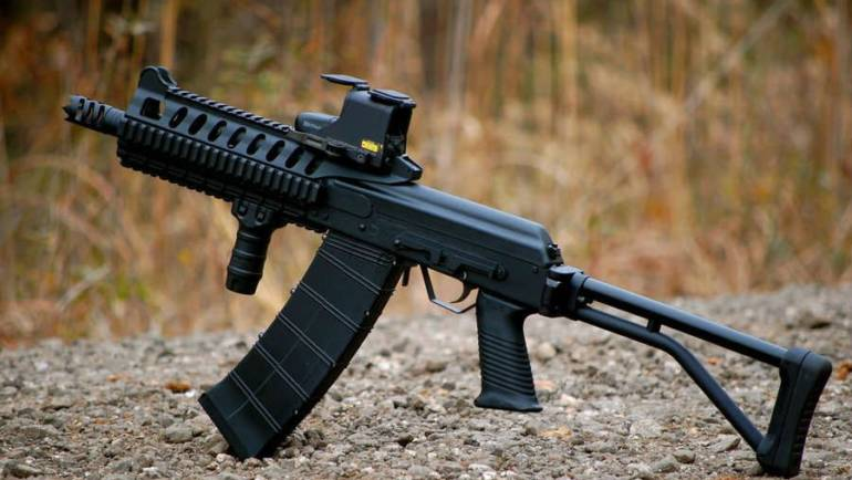 Tactical Rifle Equipment for Home Protection