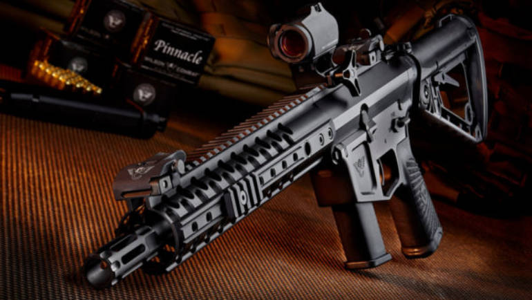 Tactical .22 Caliber Rifle: a Home Defense Option?