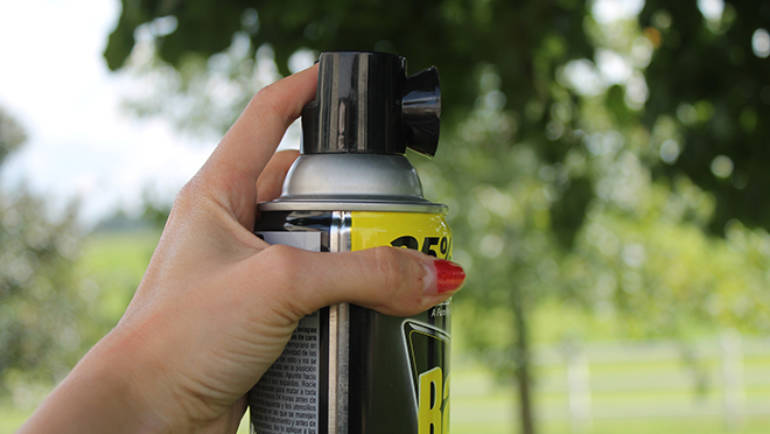 Wasp Spray for Self-Defense; A Dangerous Myth